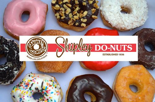 Shipley Do-Nuts to Partner with The Salvation Army for National Do-Nut Day on June 5th