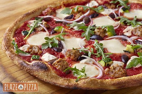 Blaze Fast-Fire'd Pizza Announces Grand Opening of New Central California Restaurant