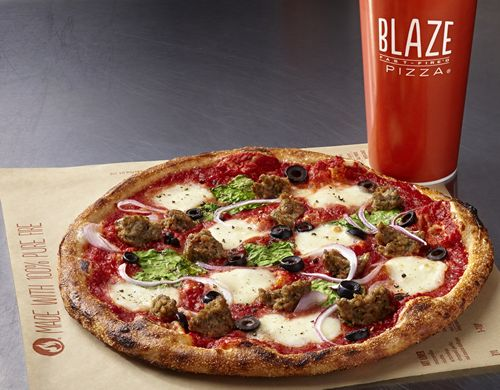 Blaze Fast-Fire'd Pizza Announces Grand Opening of New Los Angeles Area Location