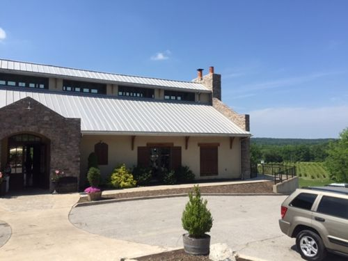 Chandler Hill Vineyard - Restaurant Review provided by St. Louis Restaurant Review
