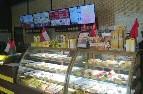 Muscat Welcomes 1st Nestlé Toll House Café by Chip