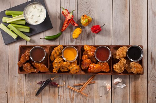 The New Miami Subs Grill and Miami Grill Restaurants Celebrate National Chicken Wing Day