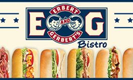 Class Is Back in Session with August Opening of Erbert & Gerbert's Campus Bistro Locations