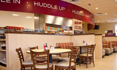 """Huddle House To Open First Location in America with Rooftop Dining, Bringing """"Any Meal. Any Time."""" To Carolina Beach, N.C."""