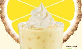 Krystal Celebrates National Lemon Juice Day With Milkshake Giveaway