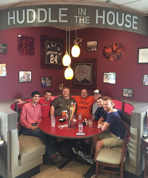 Richlands, Virginia Huddle House Serves Up Record-Breaking Opening Week