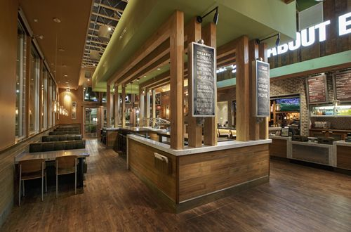 Sharky's Woodfired Mexican Grill Debuts First Freestanding Concept With New Design in Northridge, CA