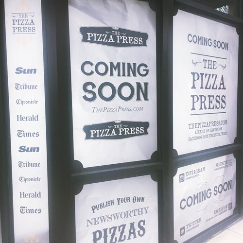 The Pizza Press Grows Franchise Program With Announcement of New Locations