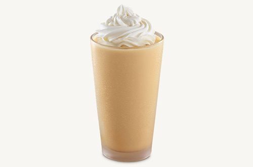 Arby's Joins The Pumpkin Party With Pumpkin Cheesecake Shake