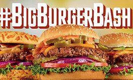 Denny's Invites Guests To A #BigBurgerBash