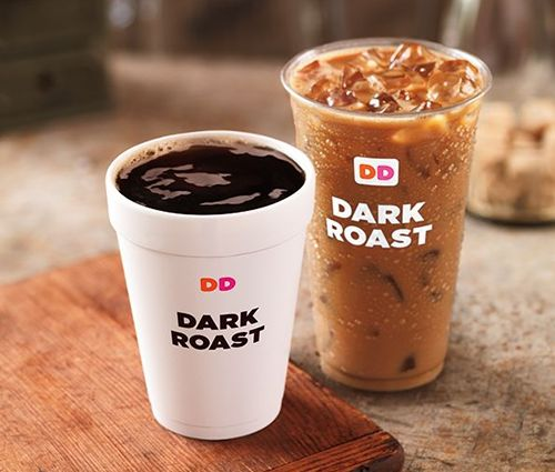 Dunkin' Donuts To Celebrate National Coffee Day With Free Medium Hot Or Iced Dark Roast Coffee For All Guests