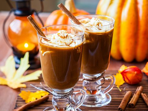 Limited Time Offer Pumpkin Beverages Spice Up Business for Foodservice Operators