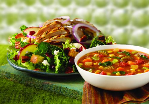 Schlotzsky's Fast, Casual & Healthy Choices on HealthyDiningFinder.com
