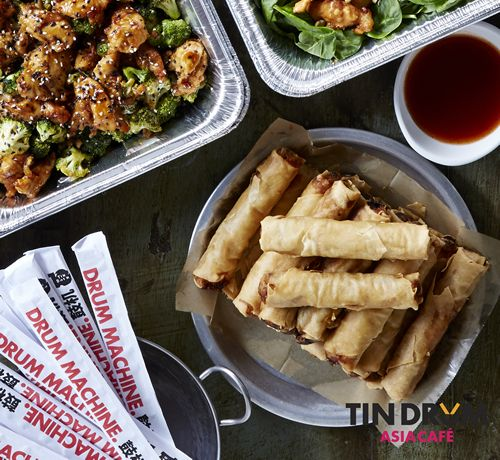 Tin Drum Asiacafe Signs Two New Franchise Agreements and Continues Growth in Atlanta