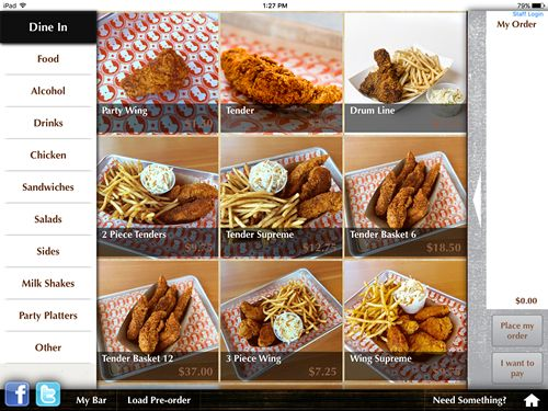Blue Ribbon Fried Chicken Implements NorthStar iPad POS With Apple Pay In Las Vegas Restaurant