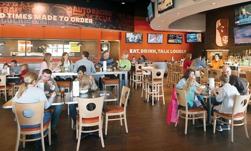 Buffalo Wings & Rings Perfects Family-Friendly Environment