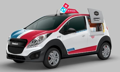 Domino's Launches Purpose-Built Pizza Delivery Vehicle