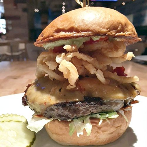 El Guapo Burger Wins Zinburger Wine & Burger Bar's Fourth Annual Burger Contest