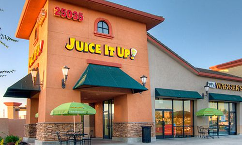 Juice It Up! Ranked Amongst Top Franchises for Second Year