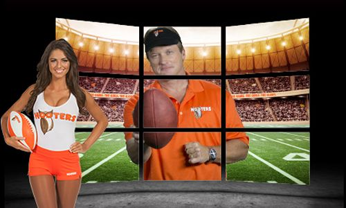 Knoxville Hooters Fan Scores $5,000 and Ultimate Gruden Experience Using Fantasy Football Knowledge