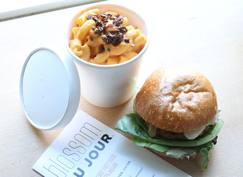 New Blossom Du Jour Opening in Union Square