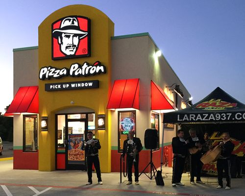 Pizza Patrón Expands in Three Texas Markets in September