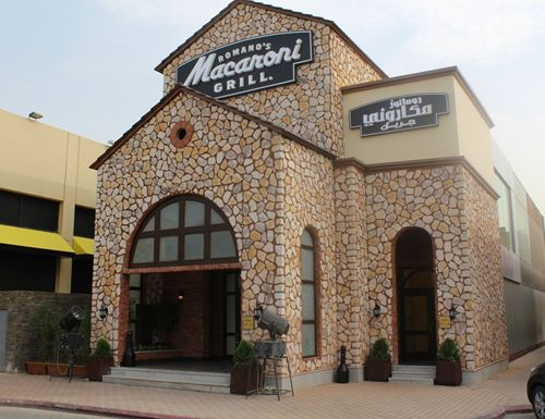 Romano's Macaroni Grill Opens 2nd Riyadh Restaurant