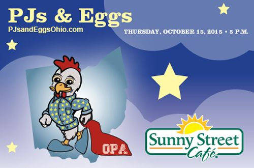 Sunny Street Cafe Hosts Fourth Annual PJs and Eggs