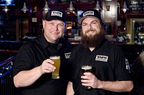 TAPS Third Win for Best Mid-Size Brewpub & Brewery Team at Great American Beer Festival