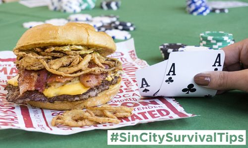 The 'Sinful' Sin City Burger Named as Most Popular Limited-Time Burger in Smashburger History