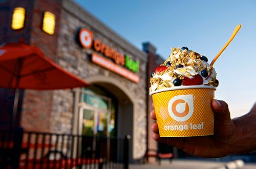 Veterans Day Deal From Orange Leaf Frozen Yogurt Honors Vets And Active Duty Military With Free Froyo