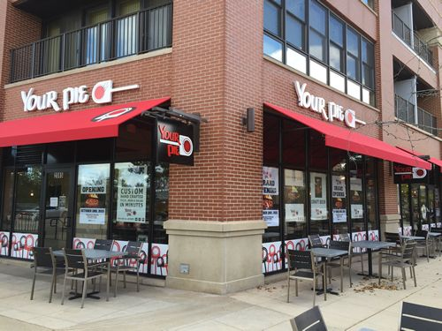 Your Pie Opens First Location in Glenview
