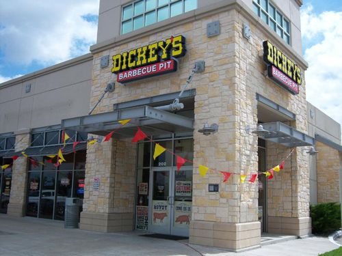 Dickey's Barbecue Pit Signs Five-Store Development Agreement Across Three States