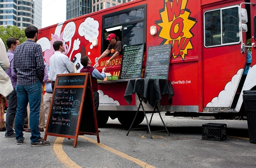 Food Trucks Cooking up Restaurant Empires