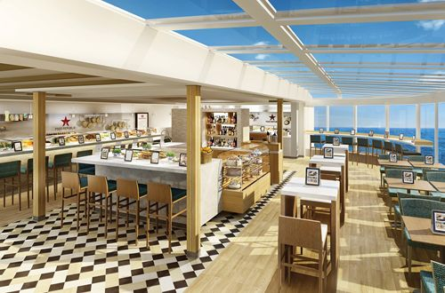 Norwegian Escape Takes Guest Engagement to New Levels with First-Ever Use of NorthStar iPad Self-Ordering on a Cruise Ship