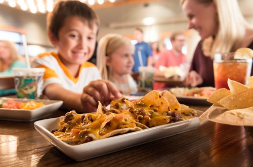 On The Border Creates Fun Food - Balanced Options With 400 Calories or Less - That Both Parents and Kids Will Love