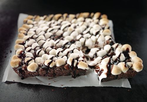 Pizza Hut Continues To Celebrate The Season With All-New Hershey's Hot Chocolate Brownie