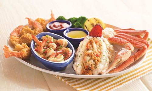 Red Lobster Introduces Ultimate Seafood Celebration