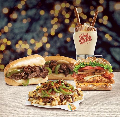 'Tis the Season at Johnny Rockets For Comfort & Joy