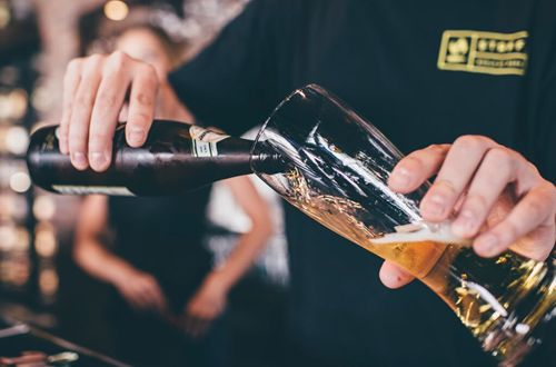 World of Beer Celebrates Veterans Day