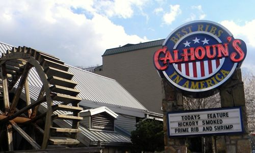 Calhoun's Restaurant featured in major motion picture 'A Walk In The Woods'