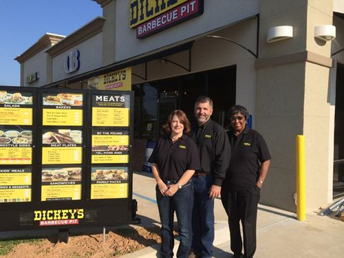 Dickey's Barbecue Pit CEO Announces Newest Brand Champion, Close To Home In Louisiana