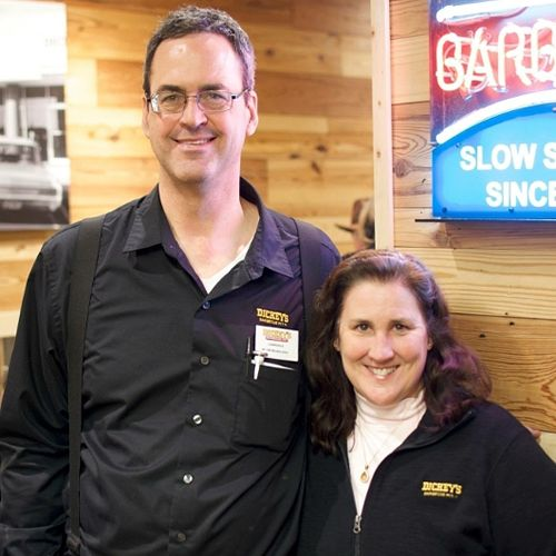 Dickey's Barbecue Pit Opens in Mt. Pleasant with Three-Day Barbecue Bash