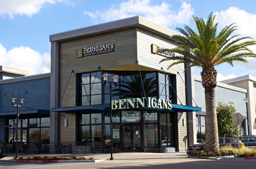 Fremont Set to Welcome California's Newest Bennigan's