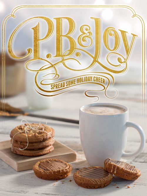 Nestlé Toll House Café by Chip Brings 'PB & Joy' to the Holiday Season