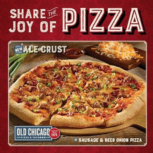 Share The Joy Of Pizza This Holiday Season At Old Chicago Pizza & Taproom
