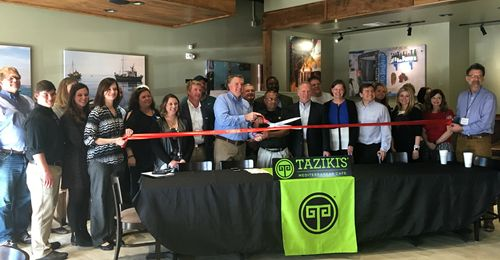 Taziki's Mediterranean Café Opens its 50th Location