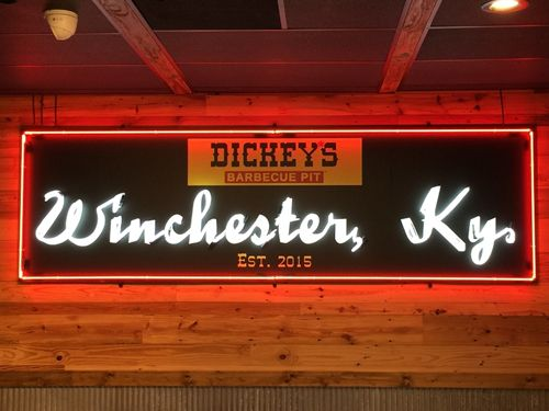Veteran Franchisee Opens Dickey's Barbecue Pit in Winchester, KY