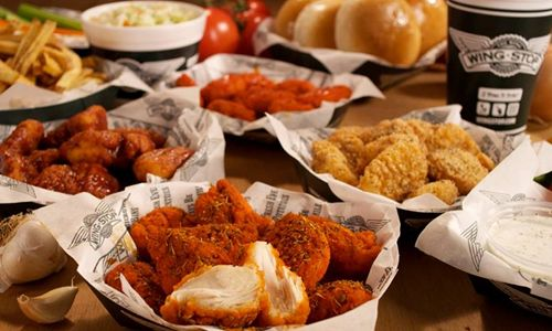 Wingstop Inc. Signs 35 Unit Franchise Development Agreement With Sizzling Platter