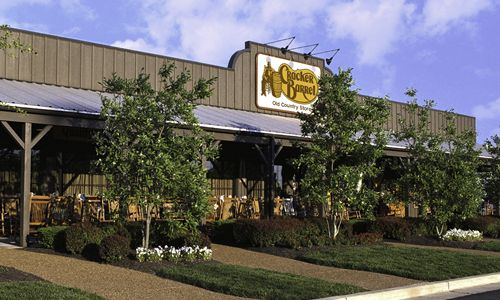 Cracker Barrel Named Favorite Casual Dining Restaurant in New Market Force Information Study